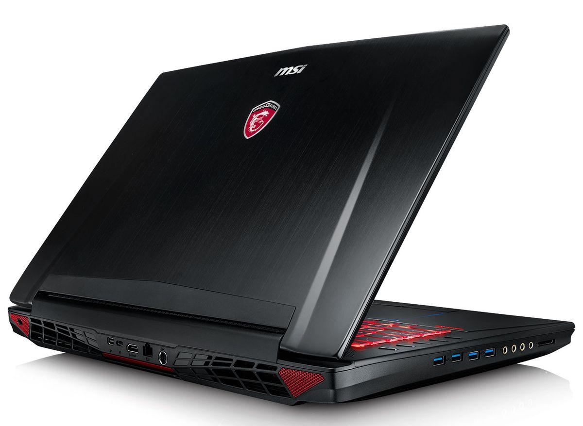 MSI GT72S 6QE-090X, PC portable 17 pouces GTX 980M SSD promo 1840€