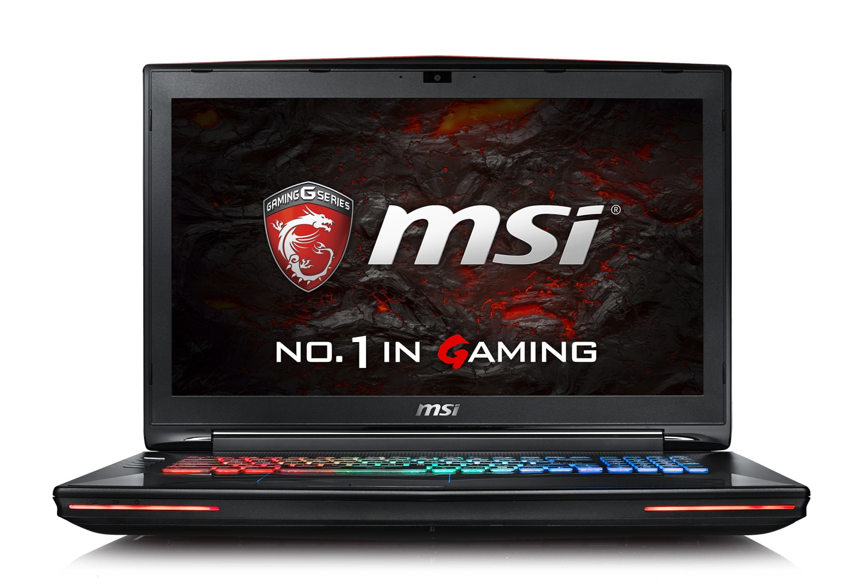 MSI GT72VR 6RD-297, PC portable 17 pouces GTX 1060 SSD i7 16Go promo 1580€
