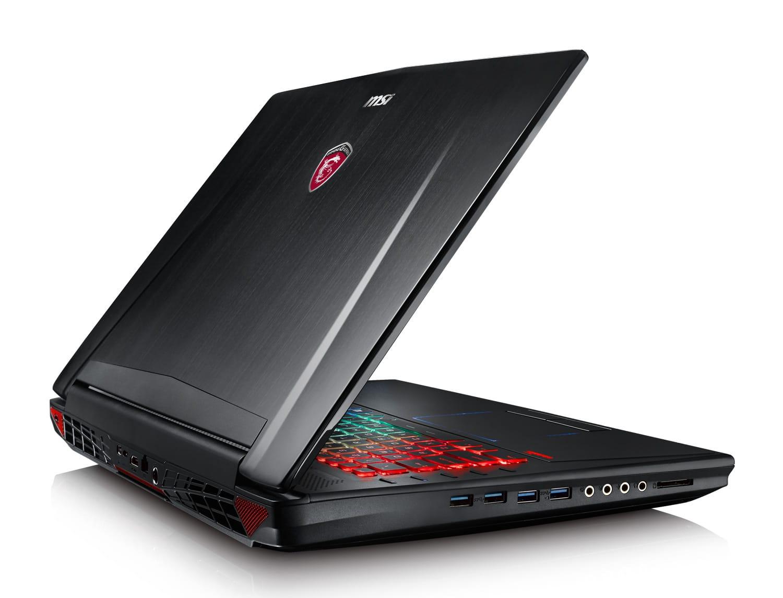 MSI GT72VR 6RE-272, PC portable 17 pouces GTX 1070 SSD Core i7 1899€