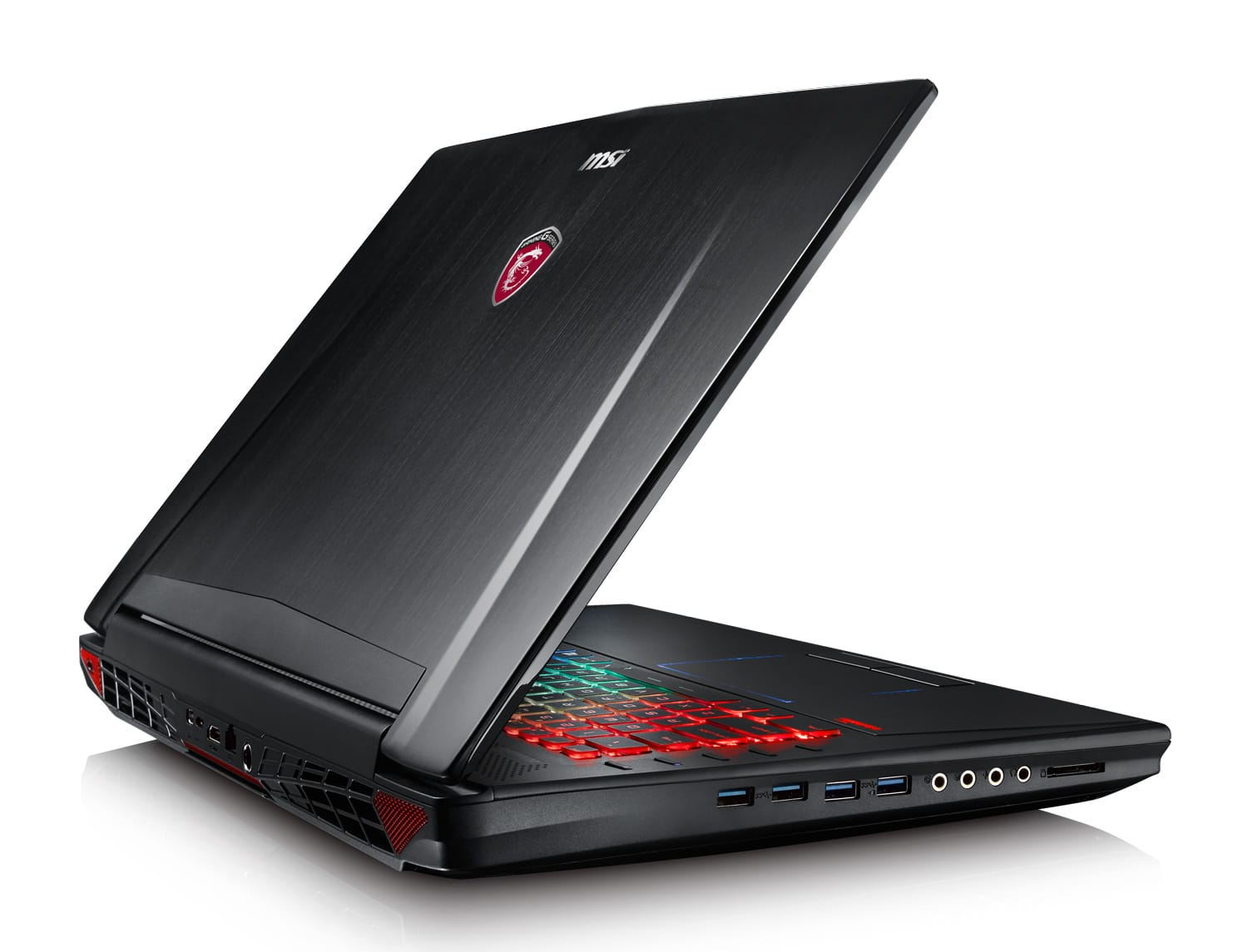 MSI GT72VR 7RE-496, PC portable 17 pouces SSD 256 GTX 1070 Kaby 2299€