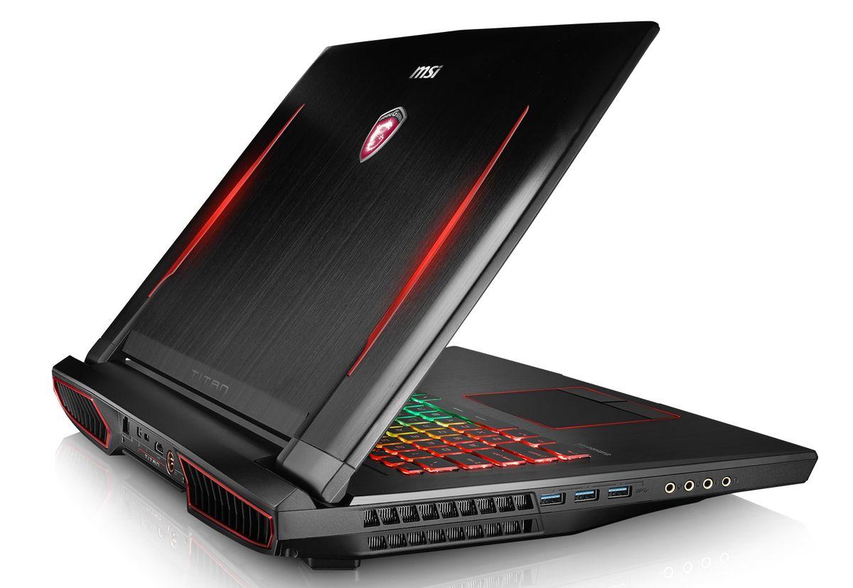MSI GT73VR 6RE-238, PC portable 17 pouces IPS 120Hz GTX 1070 SSD 2299€