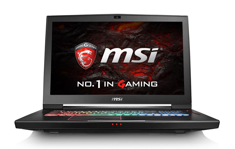 MSI GT73VR 6RE-244, PC gamer 17 pouces IPS 120Hz GTX1070 SSD promo 1999€