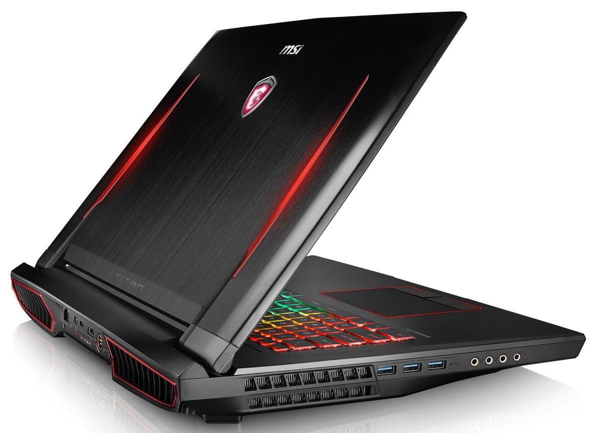 MSI GT73VR 6RF-258, PC portable 17 pouces GTX 1080 SSD 256 i7 16Go à 2999€