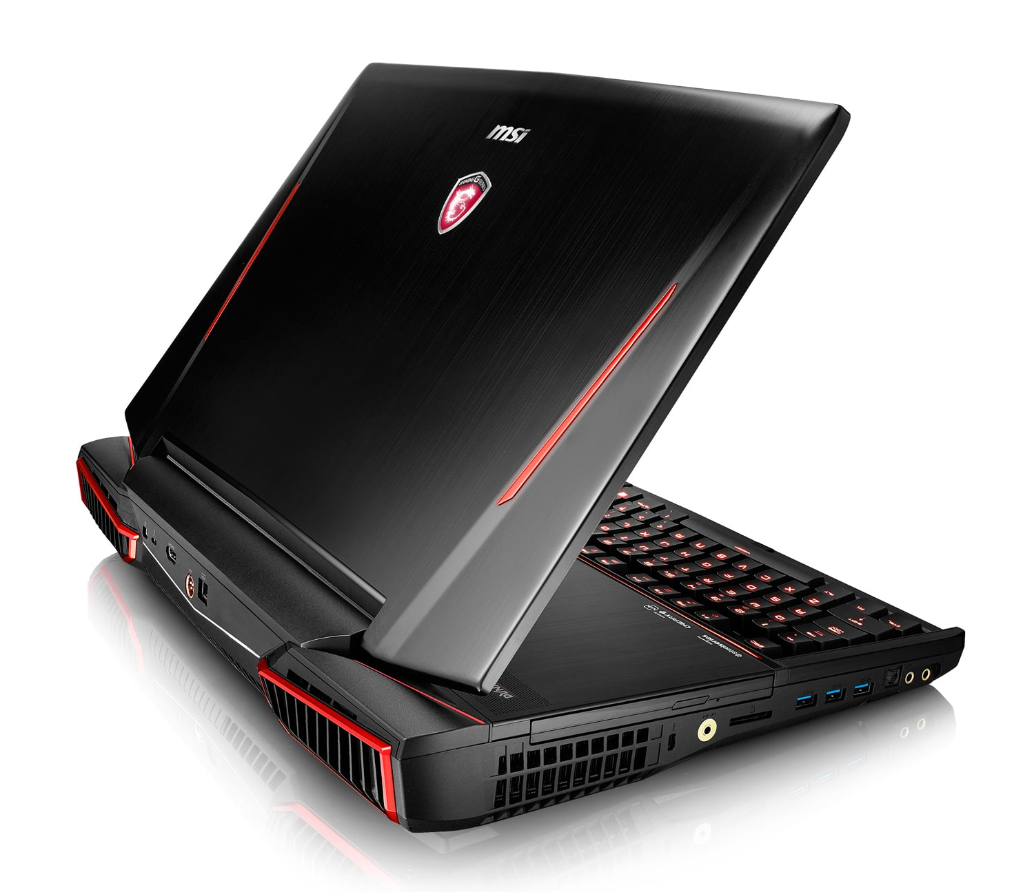 "MSI GT83VR 7RF-230, PC portable 18"" SLI GTX 1080 SSD 1 To i7HK (4499€)"