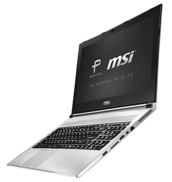 MSI PX60 6QD-092, PC portable 15 pouces Quad i7 SSD GTX promo 1149€