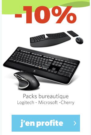 """<span class=""""tagtitre"""">Bon Plan - </span>10% de remise sur les packs clavier-souris chez Materiel.net"""