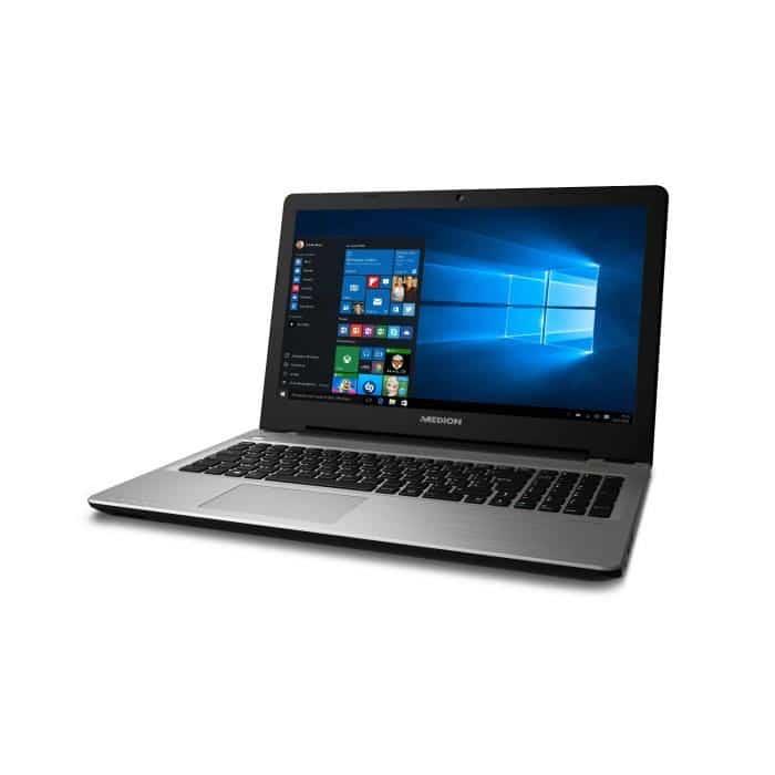 """<span class=""""tagtitre"""">Bon Plan - </span>Medion E6416 à 299€, PC portable 15 pouces Pentium Broadwell 1 To"""