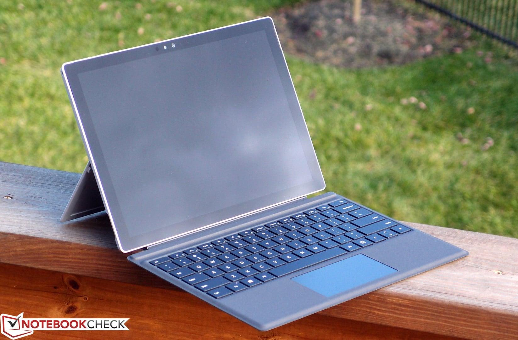 Revue de presse des tests publiés sur le Web (Microsoft Surface Pro 4)