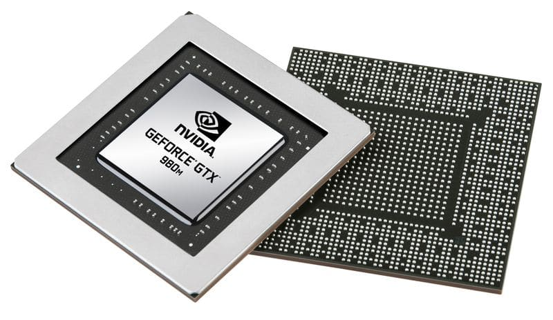 NVIDIA GeForce GTX 900M 7