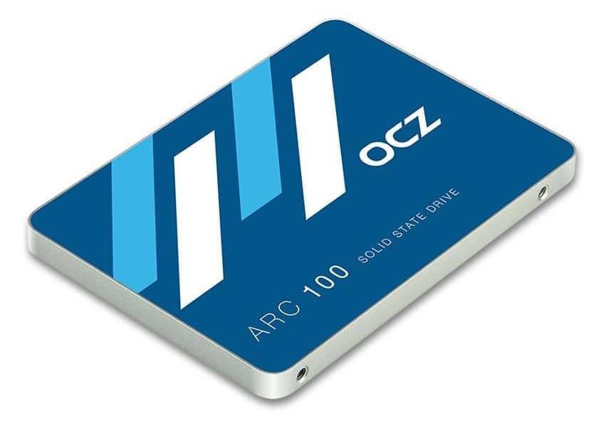 """<span class=""""tagtitre"""">Soldes 99 euros - </span>SSD 2.5 pouces OCZ ARC 100 de 480 Go"""