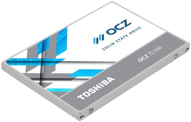 OCZ TL100, nouveaux SSD 120 Go et 240 Go d'entrée de gamme made in Toshiba