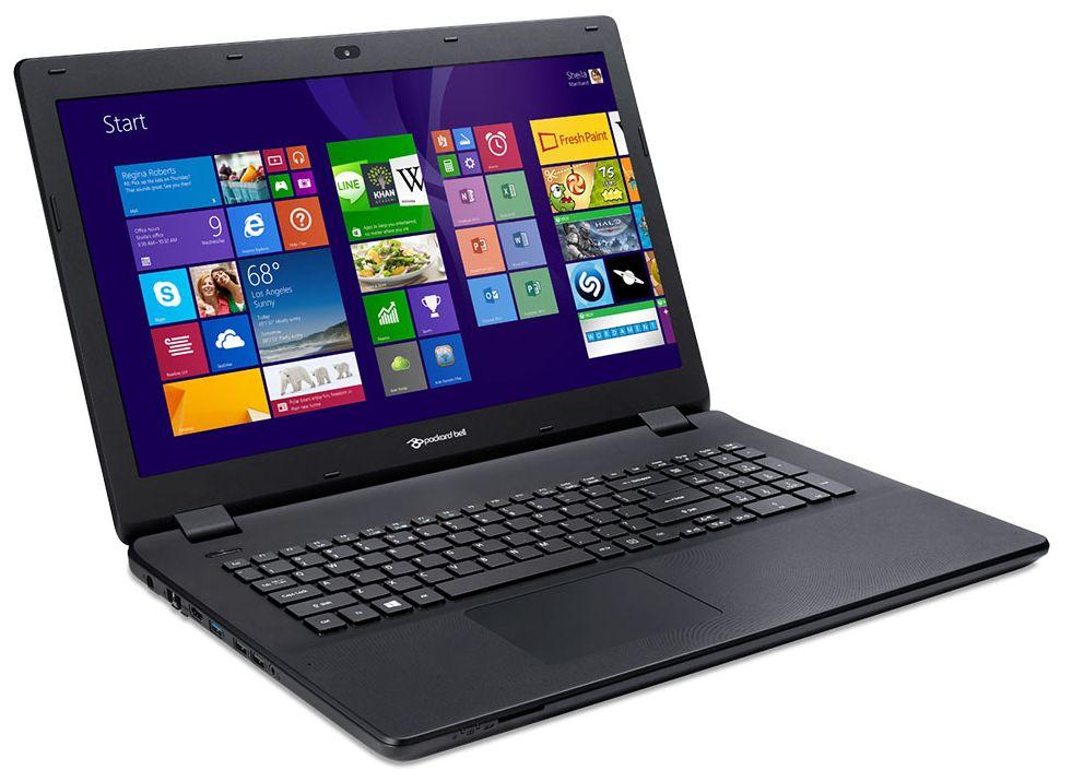 Packard Bell EasyNote LG81BA-C05M à 399€, PC portable 17 pouces basique
