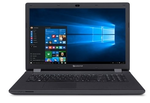 Packard Bell EasyNote LG81BA-C2N6 à 399€, PC portable 17 pouces basique