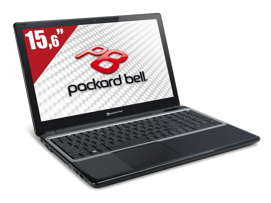 "Packard Bell EasyNote TE69KB-12504G32Mnsk, 15.6"" avec APU Kabini Dual Core E1, 320 Go en vente flash à 299€"