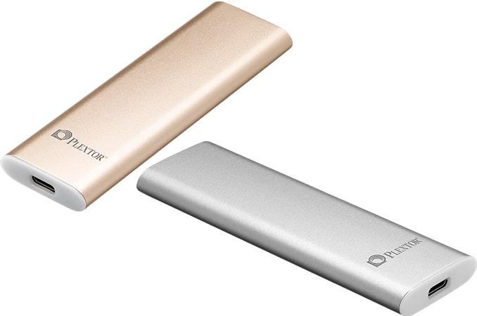 Plextor EX1, SSD externe compact de 30 grammes en forme de clé USB