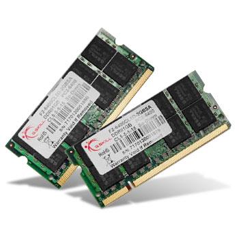 Quelle mémoire pour un ordinateur portable
