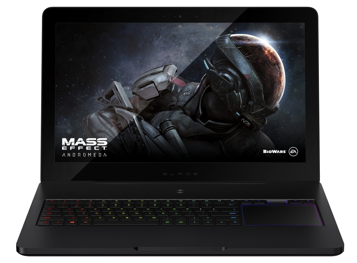 Razer Blade Pro : PC portable 17 pouces Kaby Lake, GTX 1080, certification THX