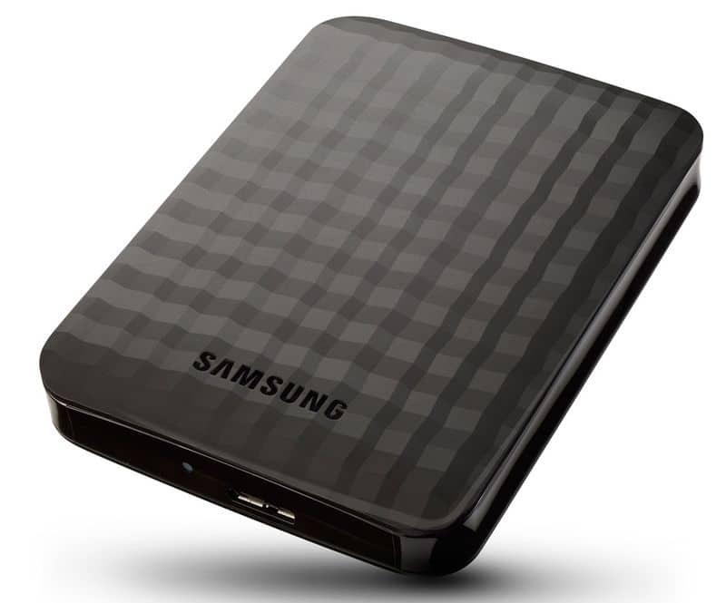 Samsung M3 et P3 Portable, disques durs externes de 2.5 pouces 4 To