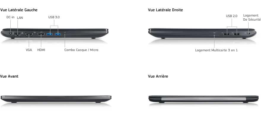 "<span class=""tagtitre""><del>Promo 699€ livré - </span>Samsung ATIV Book 6 Touch NP680Z5E-X01, 15.6"" mat tactile, 989€: i5, HD8850M, 8 Go, 8h</del>"