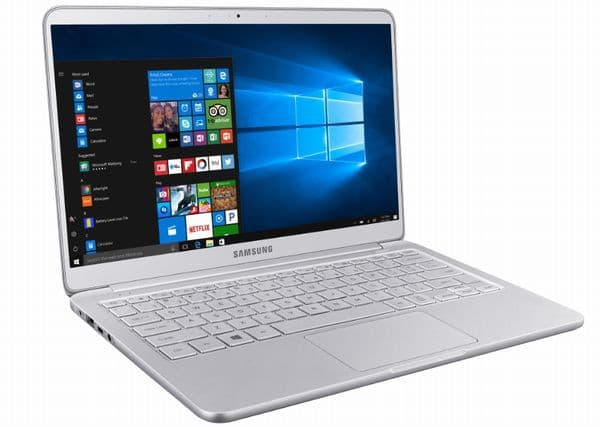 "<span class=""tagtitre"">CES 2017 - </span>Samsung Notebook 9, PC portables 13 et 15 pouces Kaby Lake"