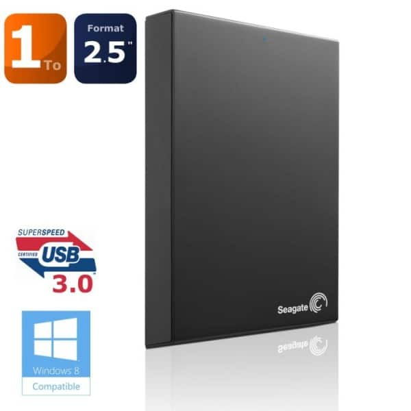 Seagate Expansion 1 To USB 3.0 Cdiscount