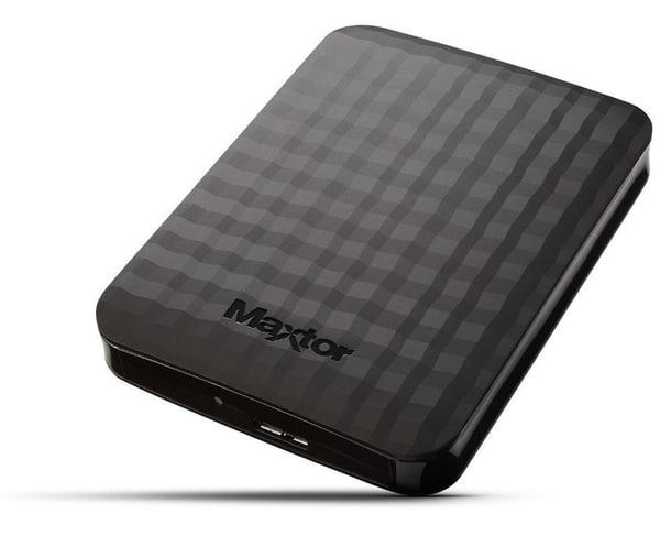Seagate ressuscite la marque Maxtor pour des disques durs externes