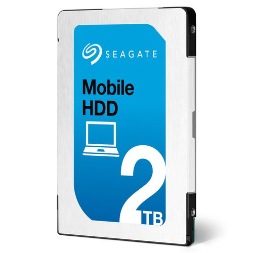 Seagate Mobile HDD, un disque dur de 2 To, 90gr et 7mm pour Ultrabooks