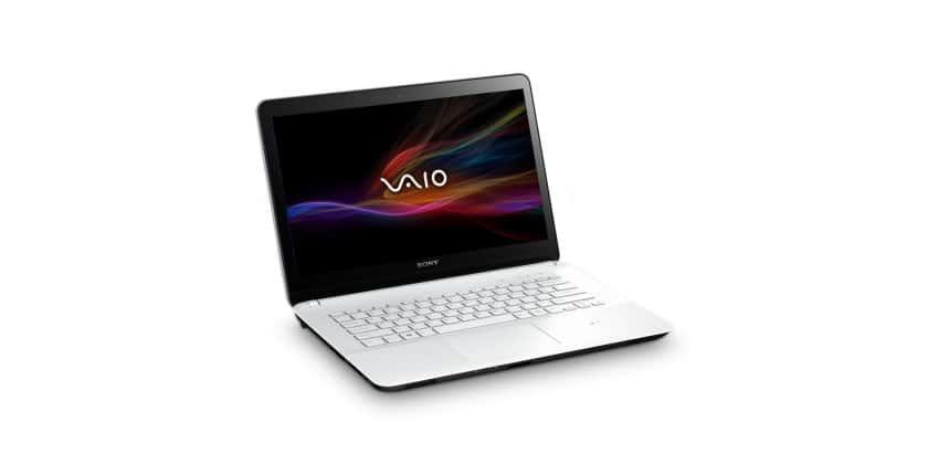 """<span class=""""tagtitre"""">Promo 369€ - </span>Sony Vaio Fit E SVF1421L1E/W à 499€, 14"""" avec Pentium Dual Core Ivy Bridge, 500 Go"""