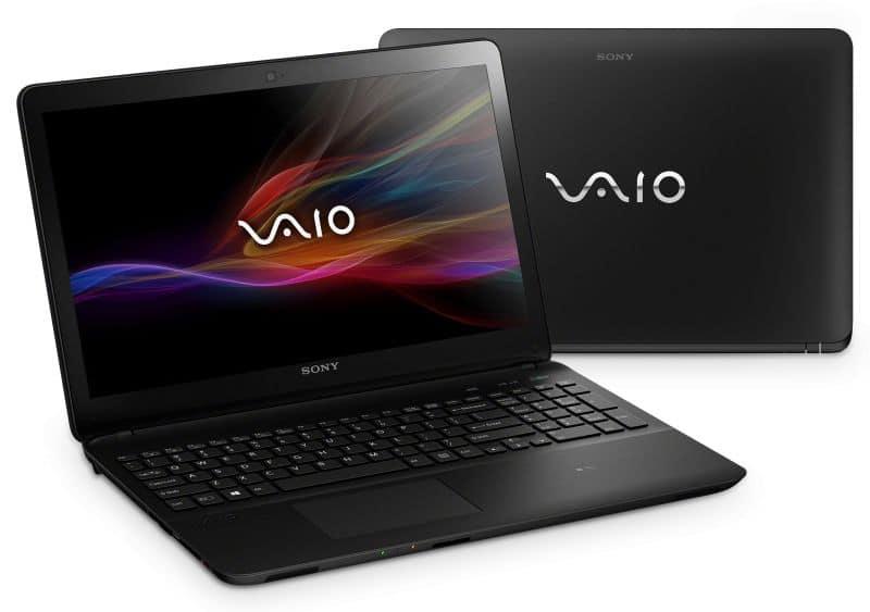 """Sony Vaio Fit E SVF1521S8E, 15.5"""" polyvalent : Core i5 Ivy Bridge, Geforce GT 740M, 750 Go à 749€"""