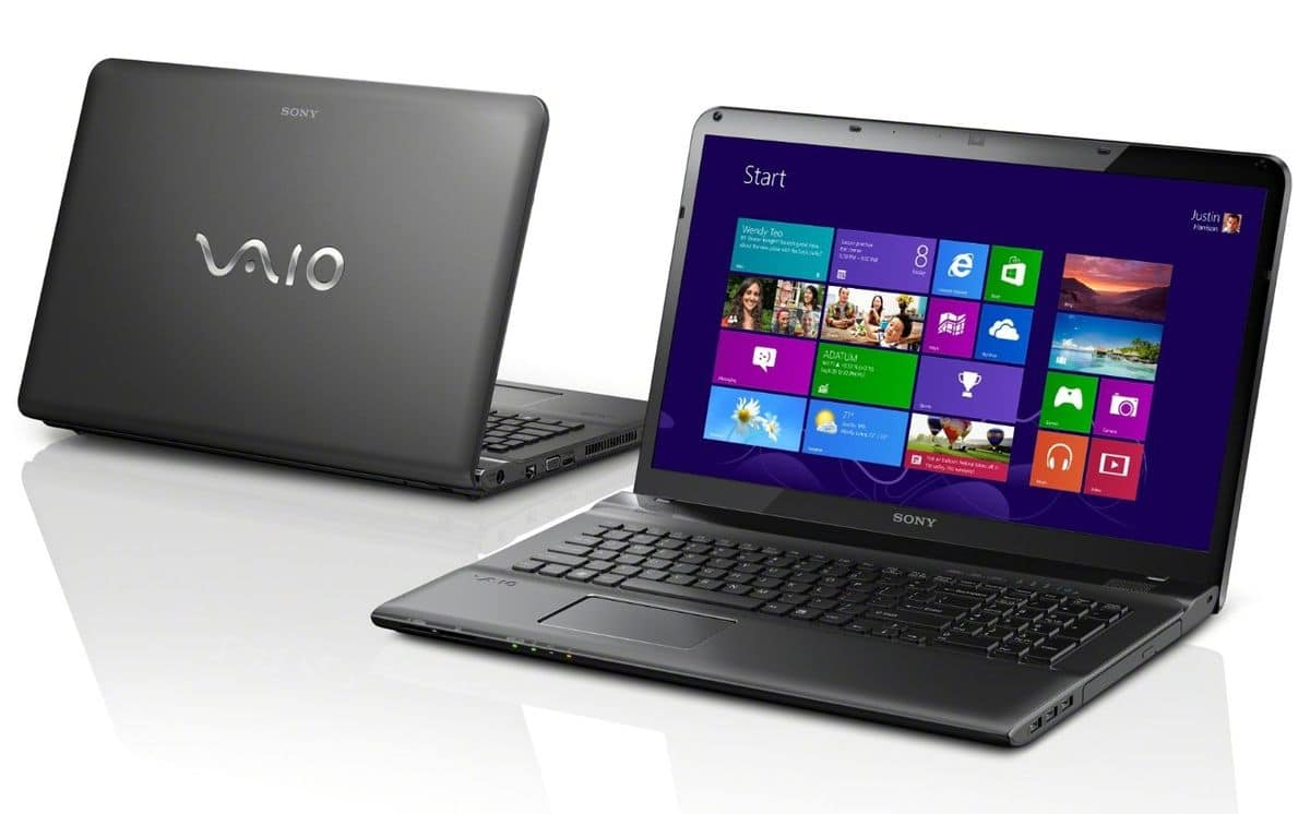 "Sony Vaio SVE1713I4E/B, 17.3"" : Core i7 Ivy Bridge, 8 Go, Blu-Ray, 1 To, HD7650M à 979€"