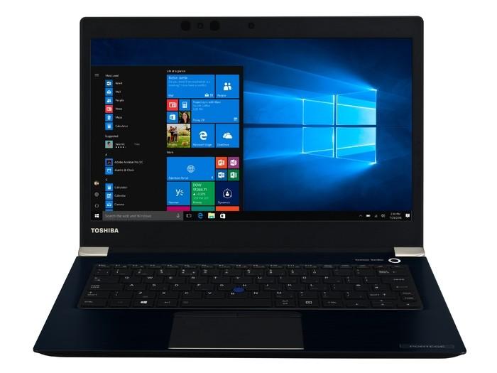 Toshiba Portégé X30 et Tecra X40, nouveaux Ultrabooks ciblant les Pro