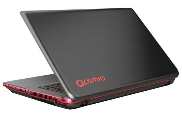 """Toshiba Qosmio X70-A-137 à 1279€, 17.3"""" Full HD : GTX 770M, 8 Go, i7 Haswell, Blu-Ray, 2 To"""