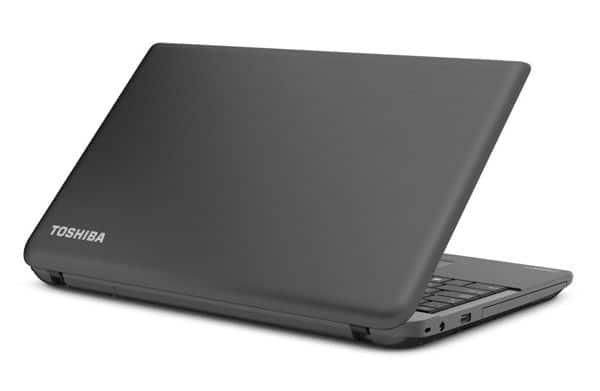 "Toshiba Satellite C55t-A-10M à 599€, 15.6"" tactile avec Pentium Dual Core Ivy Bridge, 500 Go"