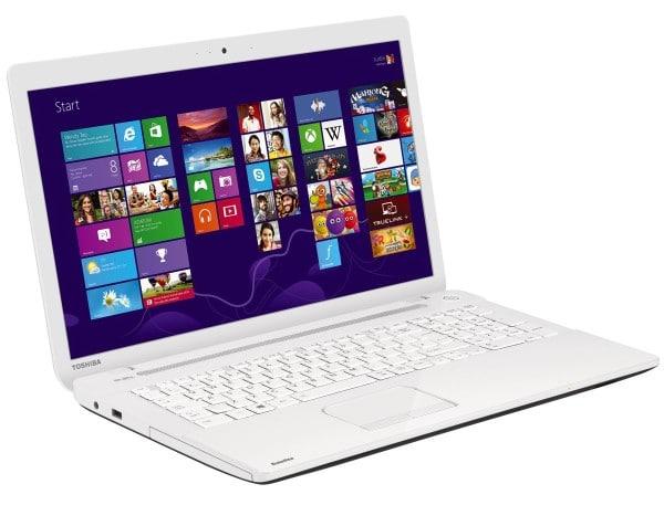 """Toshiba Satellite C75-A-153, 17.3"""" à 499€ avec Core i3 Ivy Bridge et 1000 Go"""