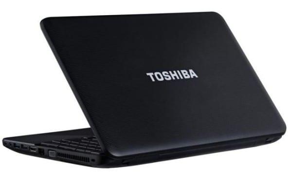 """Toshiba Satellite C850-1MT, 15.6"""" bureautique : Dual Core Ivy Bridge, 1000 Go en vente flash à 353€"""