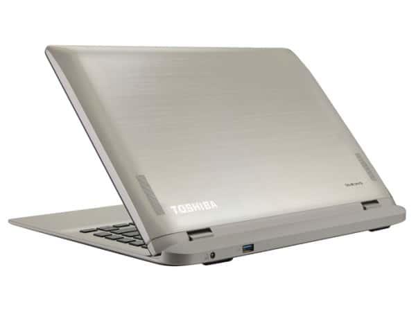 """<span class=""""tagtitre"""">Soldes 399€ - </span>Toshiba Satellite Click 2 L30W-B-10D 529€, 13.3"""" tactile/Tablette : Pentium Quad Core Bay Trail, 500 Go"""