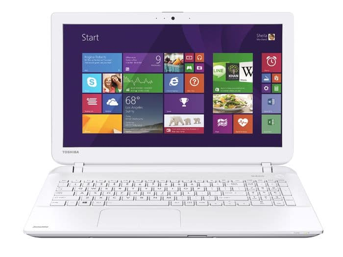 """Toshiba Satellite L50-B-118, 15.6"""" polyvalent : Core i7 Haswell, 8 Go, R7 M260, 1 To à 799€ (-100€)"""