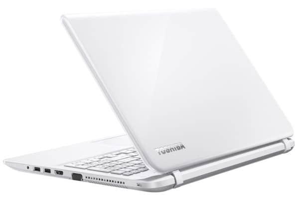 Toshiba Satellite L50-B-23K, PC portable 15 pouces Full HD en vente flash à 729€