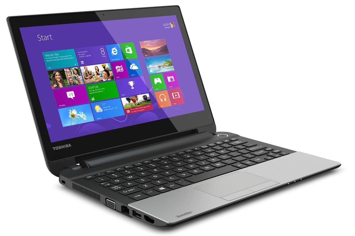 "<span class=""tagtitre"">IFA 2013 - </span>Toshiba Satellite (Pro) NB10(t), 11.6"" tactile multi-touch à 379 dollars"