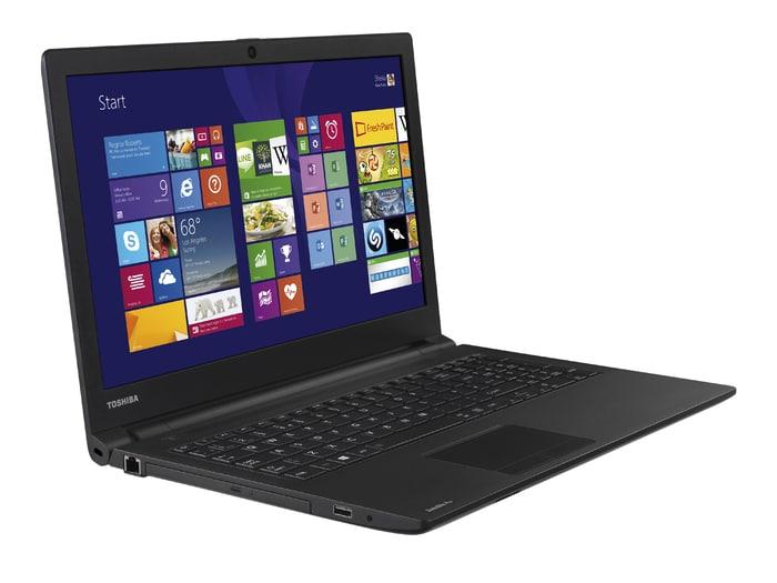 "<span class=""tagtitre"">Promo 323€ - </span>Toshiba Satellite Pro R50-B-10J à 399€, 15.6"" mat : Pentium Dual Core Haswell, 500 Go, Wi-Fi ac, 7h"