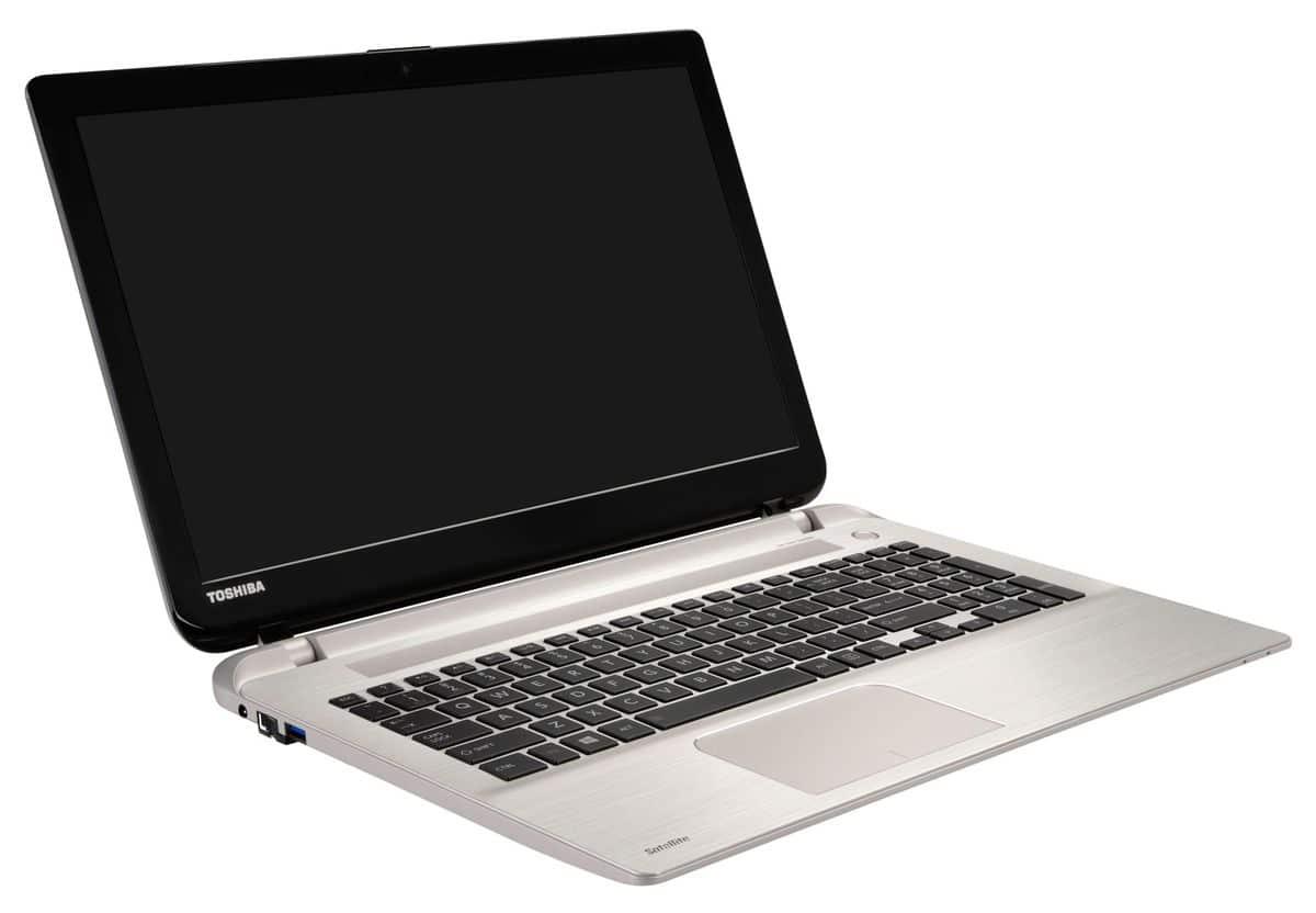 Toshiba Satellite S50D-B-103 à 579€ (-70€), Ultrabook SSD 15 pouces