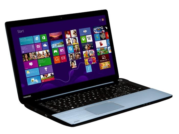 """<span class=""""tagtitre"""">Promo 559€ - </span>Toshiba Satellite S70t-A-10C à 699€, 17.3"""" tactile avec Core i3 Ivy Bridge, 500 Go, clavier rétro éclairé"""