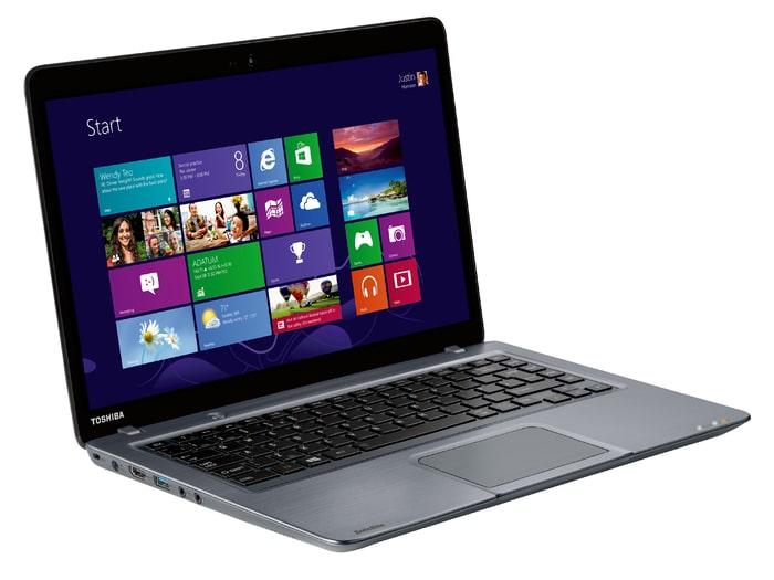 "Toshiba Satellite U840t-108, Ultrabook 14"" tactile à 729€ avec Core i5 Ivy Bridge, SSD 128 Go, 6 Go, 1.7 Kg"