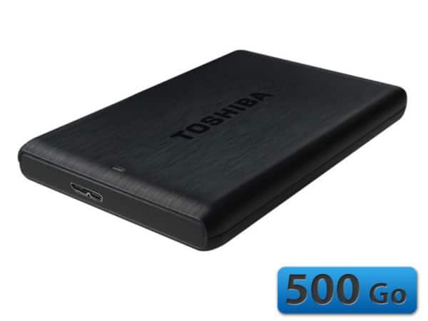 Toshiba Store.E Plus 500 Go