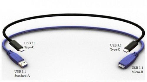 Windows 10 prendra en charge l'USB 3.1