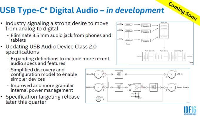 Le port audio Jack 3,5mm bientôt remplacé par l'USB Type-C Digital Audio?