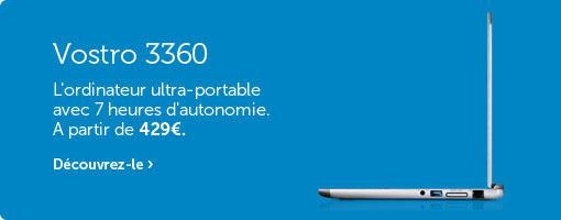 80€ de remise sur les PC portables Dell Vostro, Inspiron, XPS, Optiplex, Latitude & Precision