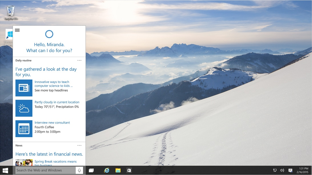 Windows 10 21janv15 2