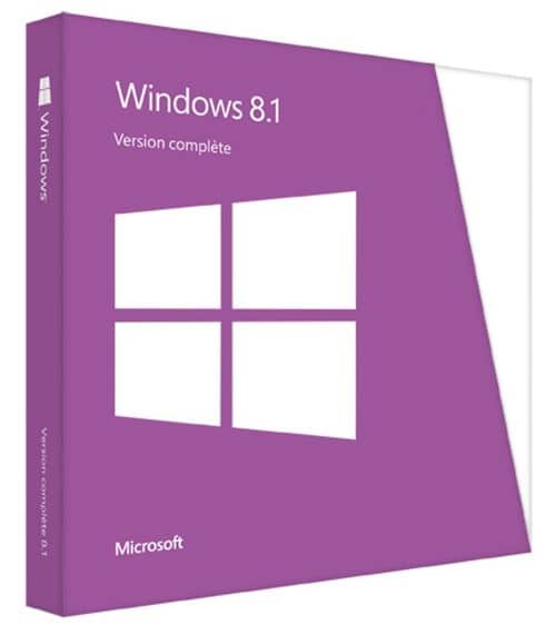 "<span class=""tagtitre"">Windows 8.1 - </span>Microsoft a mis fin au support standard"