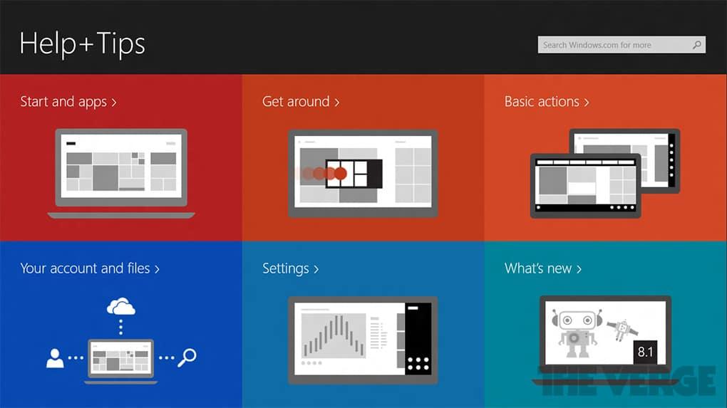 Windows 8.1 : une sortie pour octobre et des guides pour faciliter l'utilisation